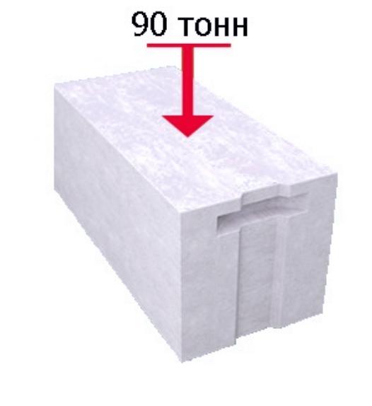 Автоклавные блоки обладают большей прочностью, чем неавтоклавные