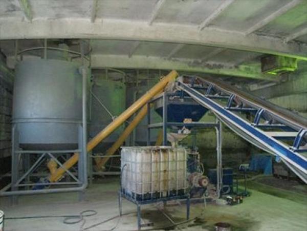 Автоматизированный комплекс для производства пеноблоков в промышленном масштабе