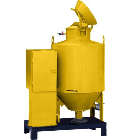 Бароустановка для приготовления пенобетонной смеси. Стоимость такого оборудования – 90 тысяч рублей