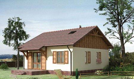 Более простой проект жилья, но, тем не менее, весьма комфортный для проживания