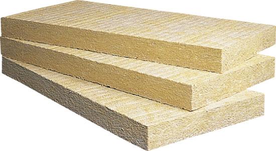 Для утепления пенобетонных стен используйте минераловатные плиты