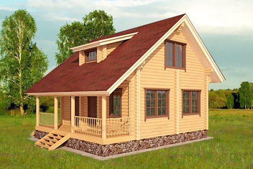 Дом 9 на 10: пример проекта