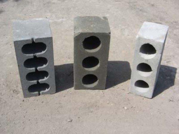 «Домашние» строительные блоки из шлака