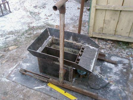 Фото оборудования для изготовления блоков