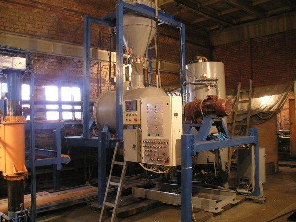 Фото оборудования для изготовления данного продукта