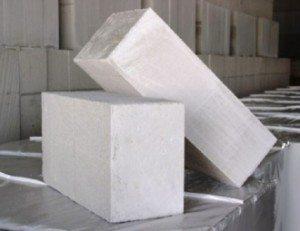 Фото пенобетонного блока