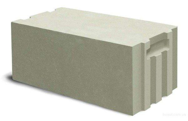 Изделия из газобетона могут иметь различную форму или плотность