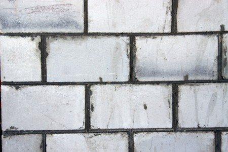 Кладка пеноблоков на цементный раствор