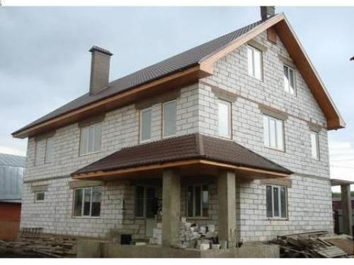 Максимальная этажность пеноблочного дома