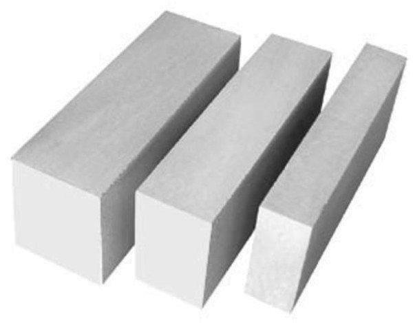 На фото – несколько блоков, которые используются для строительства, но в различных областях