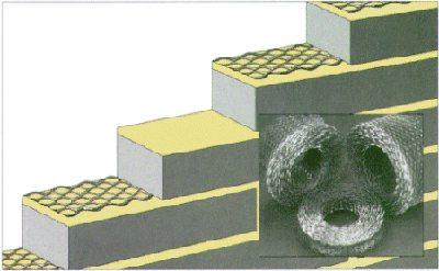 На схематичном рисунке предлагают армирование пенобетонной кладки через каждые два ряда, А стоит ли так часто? Зачем увеличивать расходы на армирование, пренебрегая принципом достаточности?