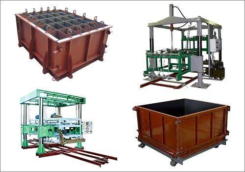 Оборудование для производства пеноблоков литьевым и резательным методом