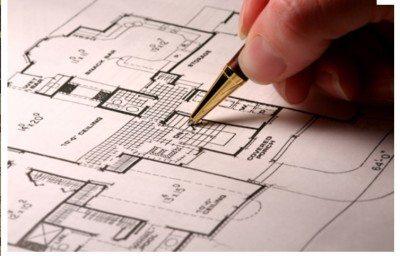 Определение планировки комнат.