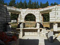 Пеноблок – уникальный материал, из которого можно построить уникальные строения
