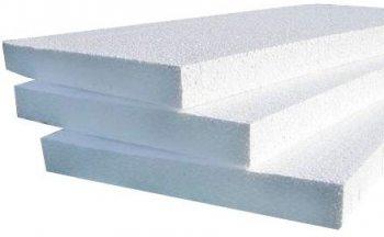 Пенопласт – неплохой утеплитель для стен из пеноблоков.