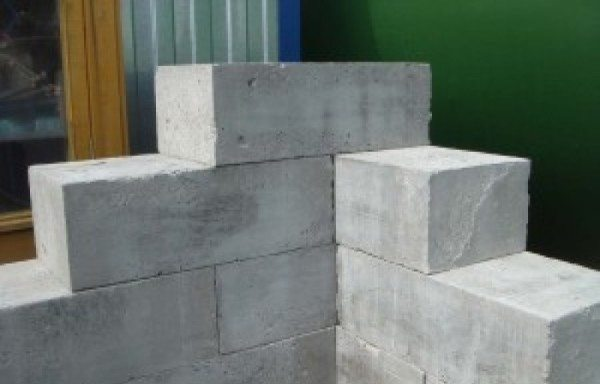 Перевязка блоков в кладке