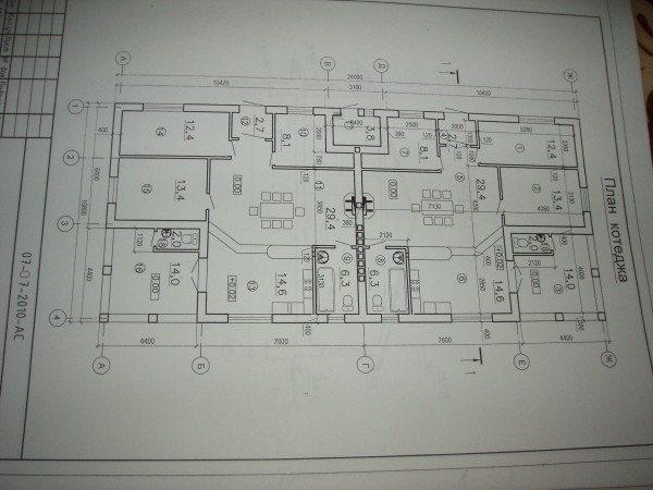 Проект, который позволит произвести расчеты строительных материалов с учетом всех особенностей