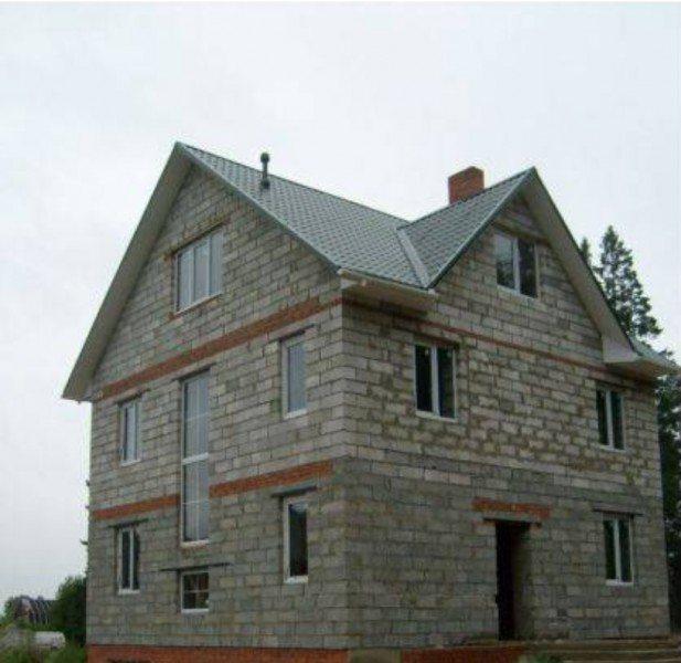 Дом из шлакоблока своими руками фото 242
