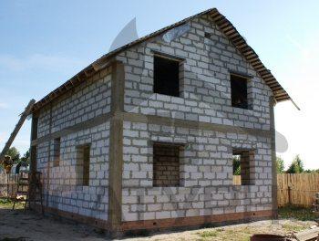 Строительство пеноблочного дома