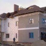Утепление фасада дома из шлакоблока пенопластом