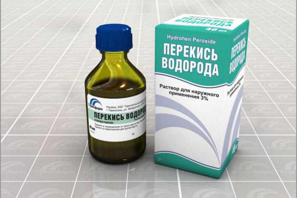 Аптечные средства в быту