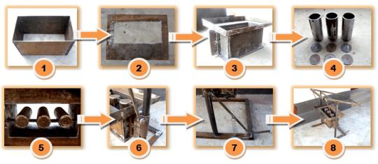 Изготовление оборудования своими руками