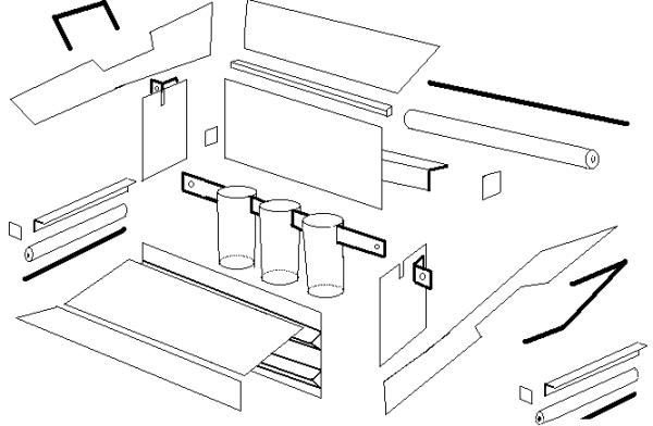 Станок для производства блоков своими руками чертежи