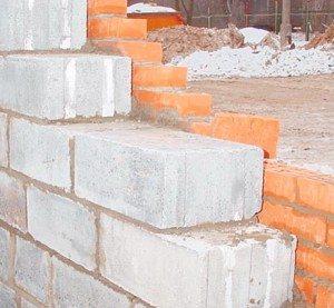Фото Построить дом своими руками из пеноблоков