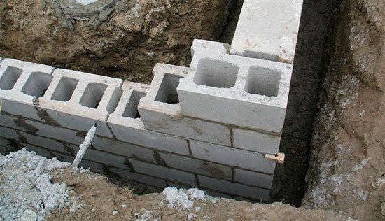 Баня из шлакоблока - строительство своими руками - Строительство, полезные советы для строителя
