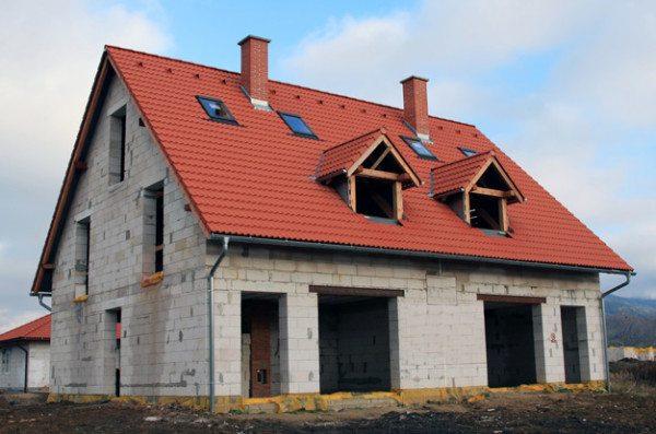 Практически готовое строение
