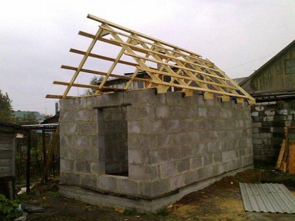Дачный домик своими руками проекты фото
