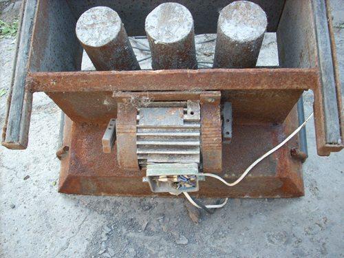 Представлен изготавливаемый агрегат.