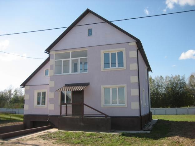 Готовые проекты домов домов из пеноблоков: видео-инструкция по ...