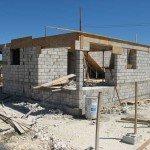 Сооружение дома из шлакоблока